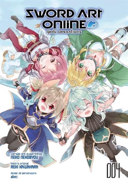Sword-Art-Online---Girl-s-Operation---Vol.04