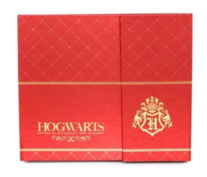 Planner-Vermelho-Hogwarts-Classic
