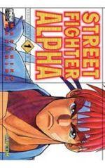 Street-Fighter--Alpha---Vol.01