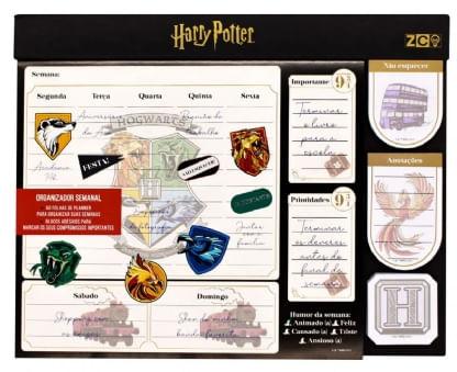 Planner-com-Notas-Harry-Potter