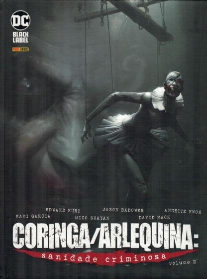 Coringa-Arlequina---Sanidade-Criminosa---Vol.02
