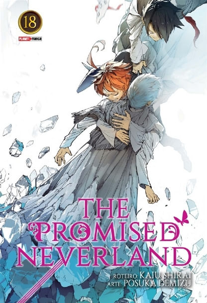 The-Promised-Neverland---Vol.18