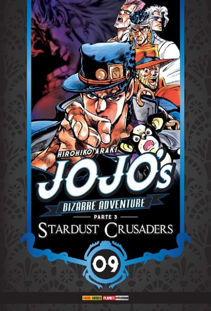 Jojo-s-Bizarre-Adventure---Parte-3---Stardust-Crusaders---Vol.-9