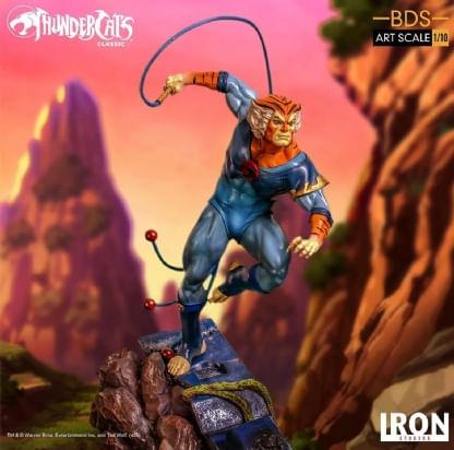 Tygra---Thundercats---Bds-Art-Scale-1-10---Iron-Studios