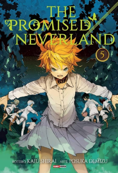 Pack-The-Promised-Neverland---Vols.1-ao-5