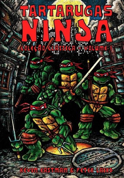 Pack-Tartarugas-Ninja---Colecao-Classica---Vols.1-e-2