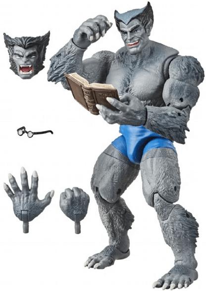Action-Figure-Marvel-Legends-Retro-X-Men---Fera