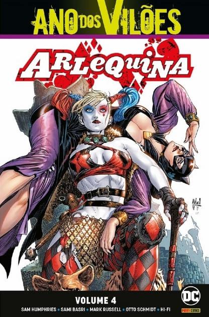 Arlequina---Vol.04