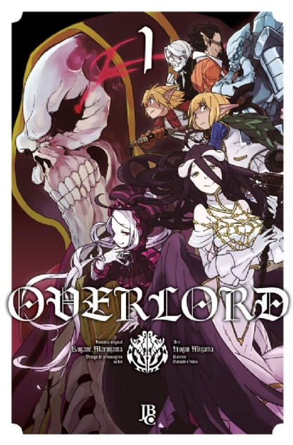 Overlord---Vol.1