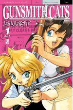 Gunsmith-Cats---Burst---Vol.-01