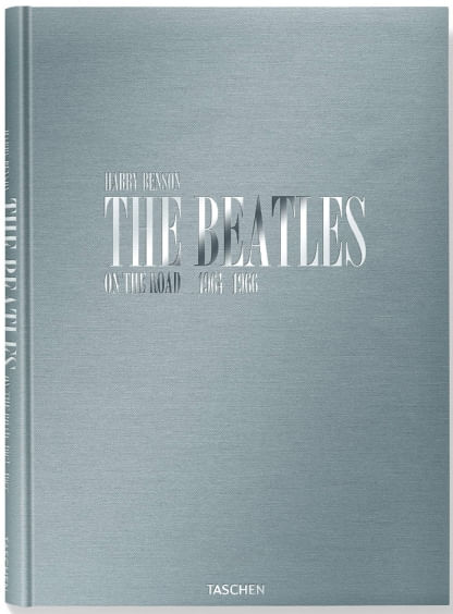 The-Beatles---On-The-Road---1964-1966---Harry-Benson