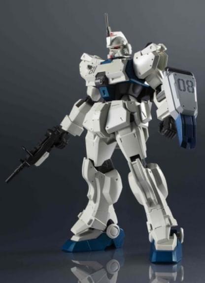 Gundam-RX-79--G--EZ-8---GU-08---Gundam-Universe---Bandai
