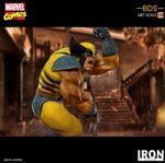 Wolverine---BDS-Art-Scale-1-10---Iron-Studios