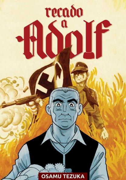 Recado-a-Adolf---Vol.-2-de-2---Osamu-Tezuka
