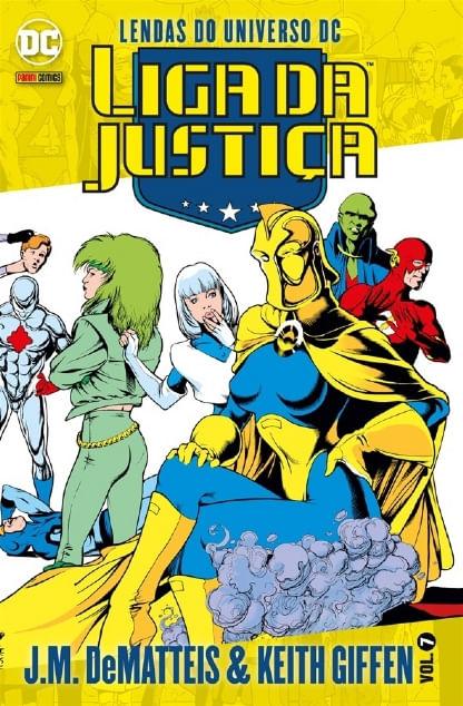 Lendas-do-Universo-DC---Liga-da-Justica---Vol.07