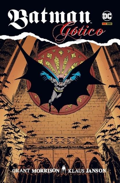Batman---Gotico