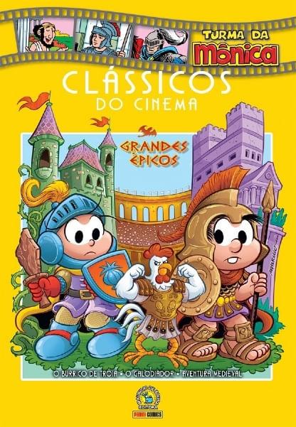 Turma-da-Monica---Classicos-do-Cinema---Grandes-Epicos