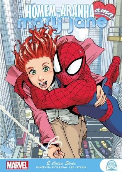 Homem-aranha-ama-Mary-Jane