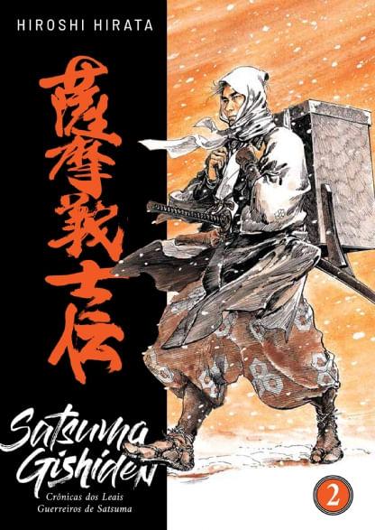 Satsuma-Gishiden---Cronicas-Dos-Leais-Guerreiros-De-Satsuma---Vol.-2
