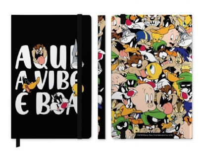 Caderneta-Looney-Tunes-personagens