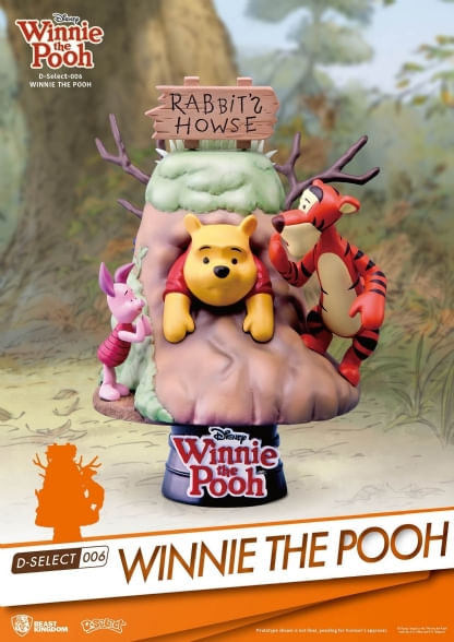 Dream-Select-Diorama-Set-006---Winnie-The-Pooh