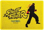Capacho-Criativo---Street-Fighter---Ryu---Amarelo