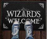 Capacho-Criativo---Wizards-Welcome