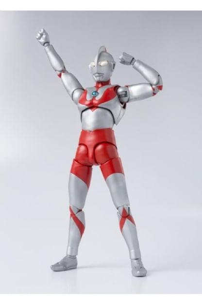 Ultraman--Best-Selection----S.H.Figuarts
