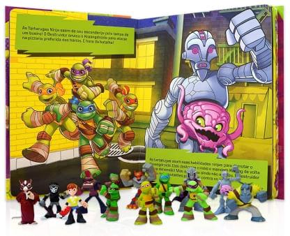Half-Shell-Turtles---Missao-Ninja