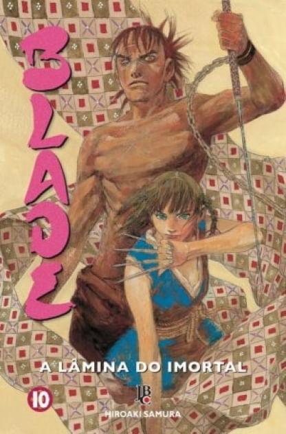 Blade---A-Lamina-Do-Imortal---Vol.10