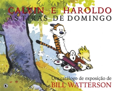 Calvin-e-Haroldo---As-Tiras-de-Domingo---Volume---13