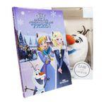 Livro-Fantoche---Frozen---Olaf-em-uma-Nova-Aventura-Congelante-de-Frozen