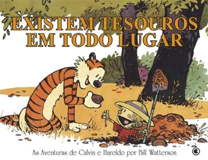Calvin-e-Haroldo---Existem-Tesouros-Em-Todo-Lugar---Volume---11