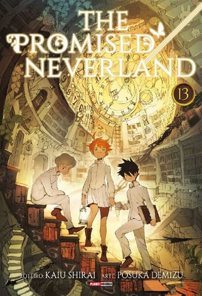 The-Promised-Neverland---Vol.13