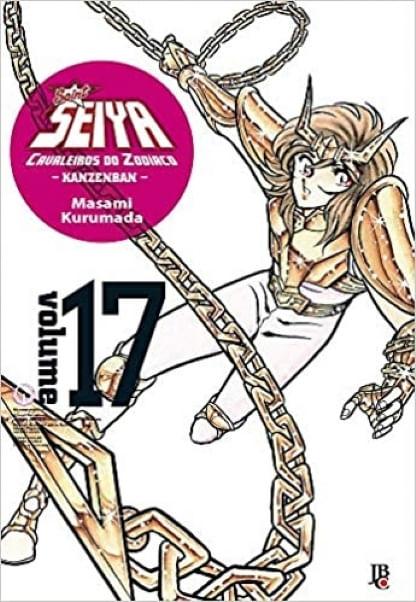 Cavaleiros-do-Zodiaco---Saint-Seiya-Kanzenban-Vol.-17