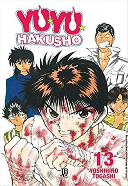 Yu-Yu-Hakusho-Especial---Vol.-13