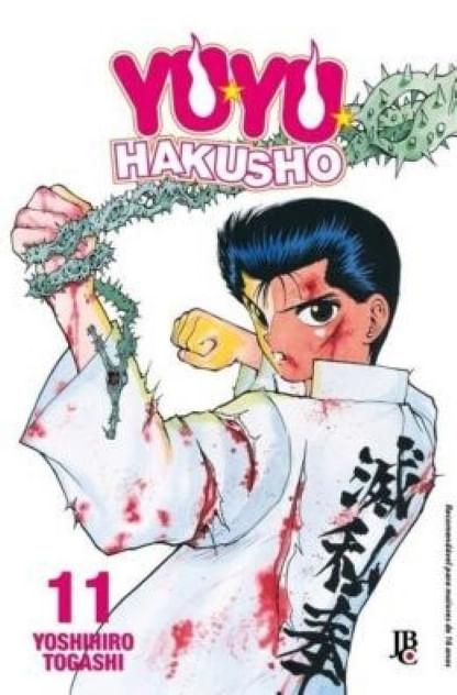 Yu-Yu-Hakusho-Especial---Vol.-11