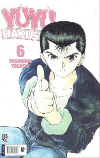 Yu-Yu-Hakusho-Especial---Vol.-06