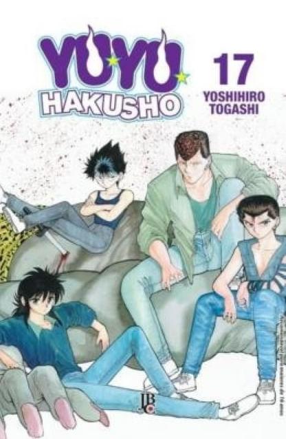 Yu-Yu-Hakusho-Especial---Vol.-17