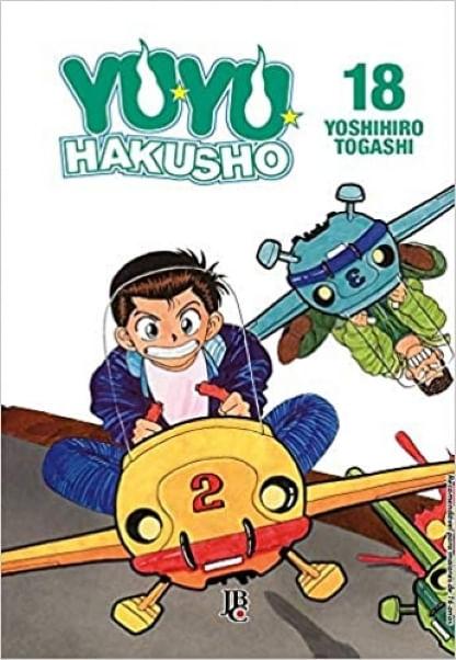Yu-Yu-Hakusho-Especial---Vol.-18