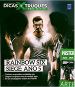 Revista-Superposter-Dicas---Truques-Xbox-Edition---Rainbow-Six-Siege--Ano-5