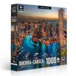 Quebra-Cabeca-Marina-De-Dubai-Puzzle-1000-Pecas
