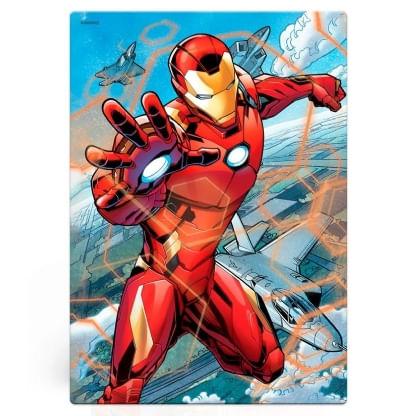 Quebra-Cabeca-Homem-de-Ferro-Vingadores-200-pecas