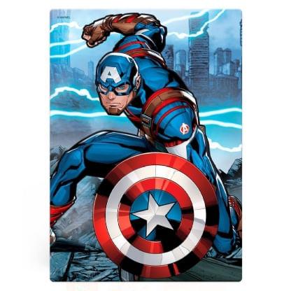 Quebra-Cabeca---Capitao-America-Vingadores-200-pecas