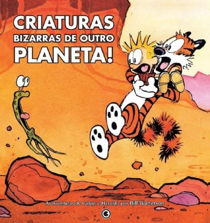 Calvin-e-Haroldo---Criaturas-Bizarras-de-Outro-Planeta---Volume---5