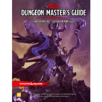 Dungeons---Dragons---Master-s-Guide---Livro-do-Mestre---Edicao-em-Portugues