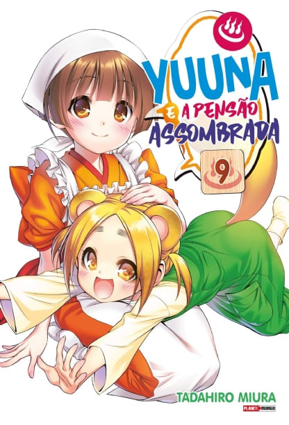 Yuuna-e-a-Pensao-Assombrada---Vol.9
