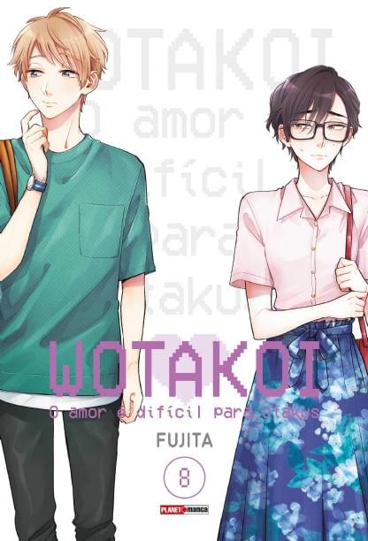 Wotakoi---O-Amor-e-Dificil-Para-Otakus---Vol.8