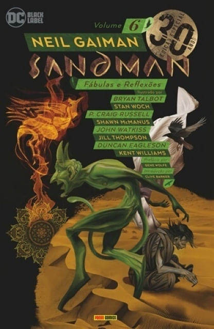 Sandman---Edicao-Especial-de-30-Anos---Vol.06
