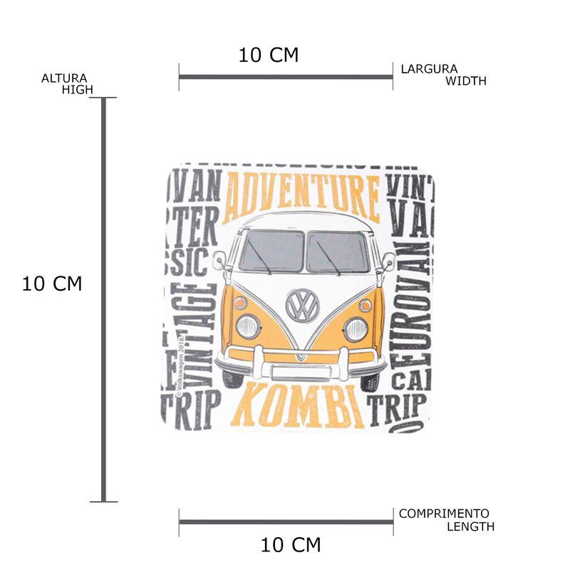 Porta-Copos---Kombi-Coloridos-Volkswagen